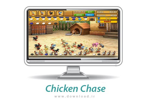 Download Chicken Chase free — NetworkIce.com