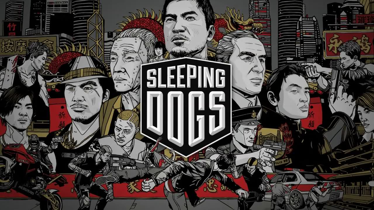     Sleeping Dogs + Major Update V1.8 + zodiac tournament dlc