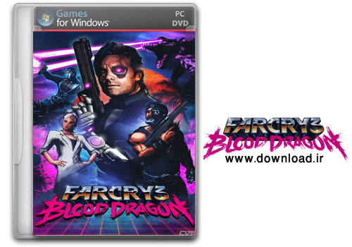 بازی Far Cry 3 Blood Dragon